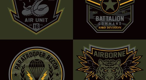 How to Tell Military Patches Apart article thumbnail mt-3