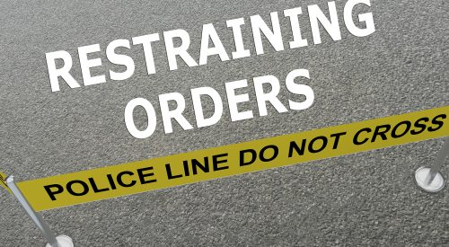 What Happens If Someone Doesn't Follow a Restraining Order? article thumbnail mt-3
