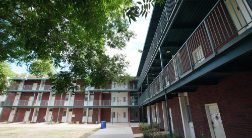 Fresno State student residents experience unique shift in dorm life article thumbnail mt-3