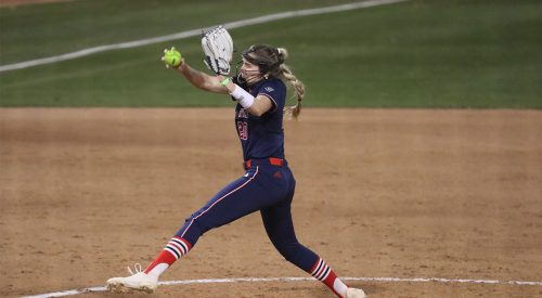 Dolcini throws a perfect game as 'Dogs sweep Saturday's doubleheader article thumbnail mt-3