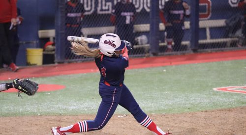 Fresno State softball struggles against Oregon pitching article thumbnail mt-2