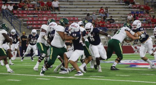 Jake Haener records six touchdowns in win over Cal Poly article thumbnail mt-3