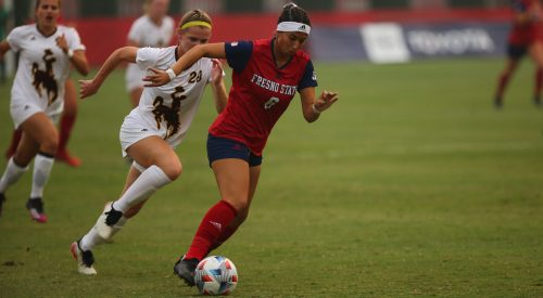 Fresno State's Kassandra Ceja leads team in two straight home wins article thumbnail mt-3