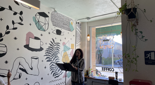 Literary festival 'LitHop' celebrates Fresno State student and staff writing article thumbnail