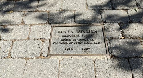 Fresno elementary school renamed after renowned Armenian journalist article thumbnail