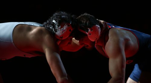 PHOTOS: Wrestling returns to Fresno State after 11 years article thumbnail mt-3